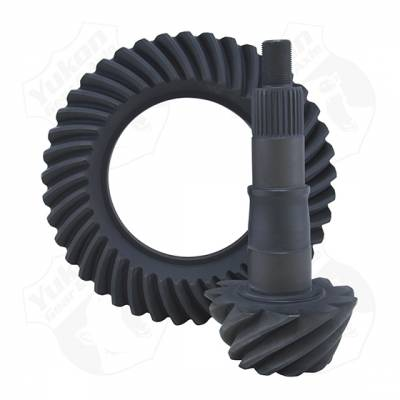 """Yukon Gear - Yukon Ford 8.8"""" Reverse - 4.56 Ring & Pinion - Image 1"""