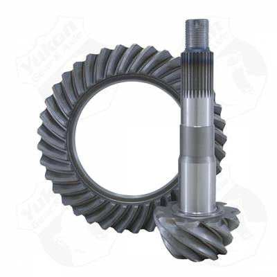 "Yukon Gear - Yukon Toyota V6/TURBO/E-LOCKER 8""- Ring and Pinion - 4.11 - Image 1"