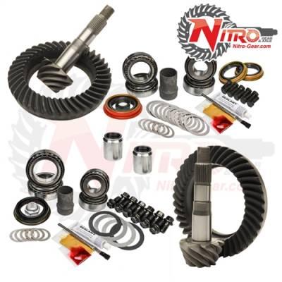 Nitro Gear - Toyota FJ Cruiser, 4-Runner, Prado 120, Hilux & Lexus GX470 without E-Locker Gear Package Kit - Image 1