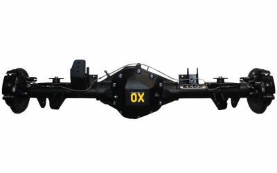 Dana 60 TJ Rear Bolt In Axle Assembly (Semi Float 5X4 5 / 5X5 5)