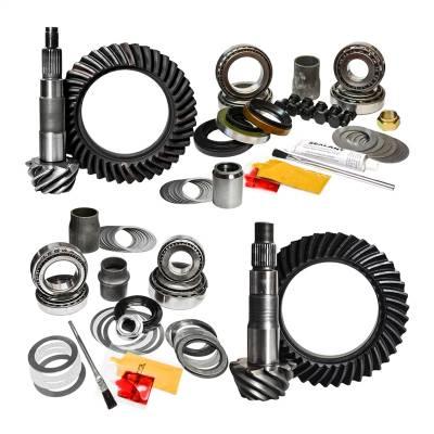 Nitro Gear - Toyota 1995.5-2004 Tacoma & 2000-2006 Tundra, W/ E-Locker, Nitro Front & Rear Gear Package Kit - Image 1