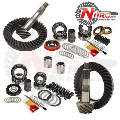Nitro Gear - 2010+ Toyota 4Runner, 2009+ Prado 150, Lexus GX460, 2010-2014 FJ Cruiser, E-Lock Nitro Gear Package - Image 1