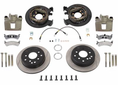 ECGS - Jeep Dana 35/44 Disc Brake Kit - Image 1