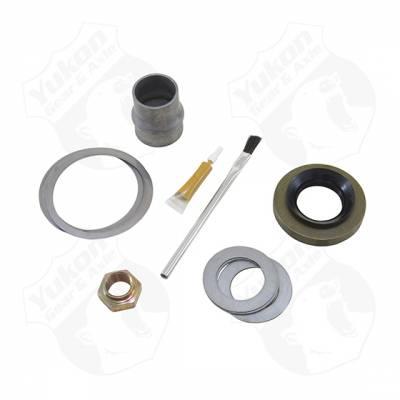 "ECGS - Toyota IFS 8.0"" Clamshell Install Kit - MINI - Image 1"