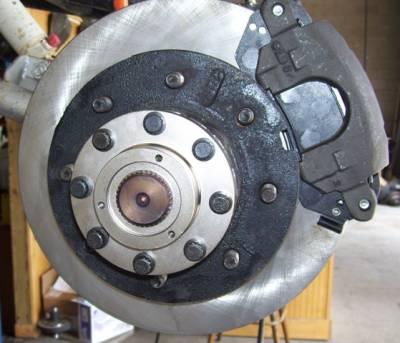 ECGS - Dana 60/70/80 Rear Chromoly shafts - Image 1
