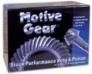 Motive Gear - DANA 60 HP - 4.10R : Motive