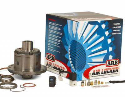 RD125 ARB Dana 35 Air Locker - non C-clip 30 Spline - 3.54 & up Ratio