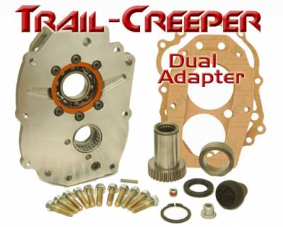 Trail-Gear - Toyota Dual Transfer Case Adapter