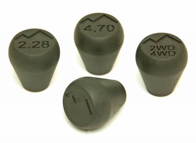 Trail-Gear - Toyota Transfer Case Shift Knobs