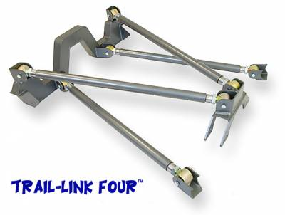 Trail-Gear - Toyota Rear 4-Link Kit