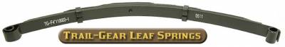 Trail-Gear - Toyota Front Leaf Springs
