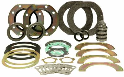 Trail-Gear - Toyota Solid Front Axle Knuckle Service Kit