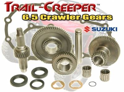 Trail-Gear - Samurai 6.5 to 1 Gear Set