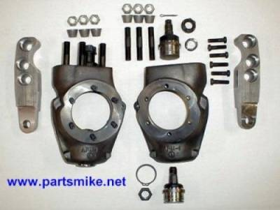 ECGS - Dana 44 Hi Steer Kit - FULL