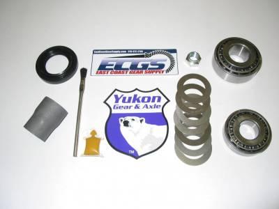 "ECGS - Toyota 8"" V6 / Turbo / E-Locker Install Kit - PINION"