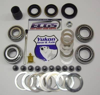 "Yukon Gear - Toyota 7.5"" Reverse Clamshell Install Kit - MASTER"