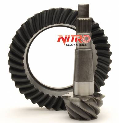 "Nitro Gear - Chrysler 8.25"" Ring & Pinion - 4.11"