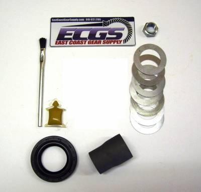 ECGS - Dana 44 JK Mini Install Kit - Front Rubicon