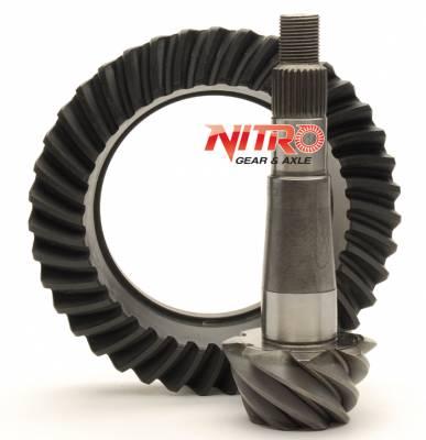 Nitro Gear - NITRO GM 10.5- RING & PINION 5.38 Thick