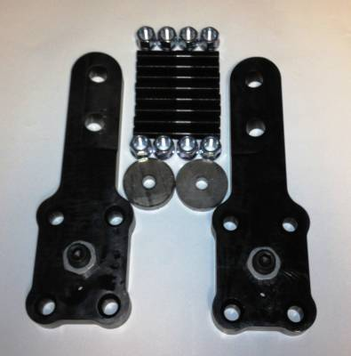 ECGS - DANA 60 HIGH STEER ARM KIT