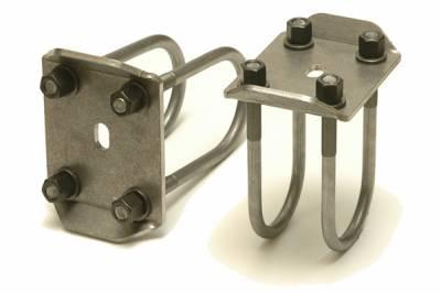 ECGS - FORD 8.8 U-BOLT & PLATE KIT - Image 1