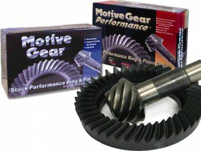 Motive Gear - GM 9.5 Motive Gear Ring & Pinion - 4.10 Ratio - Image 1