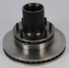 ECGS - Original Equipment Kingpin GM Dana 60 Wheel Hub Assembly