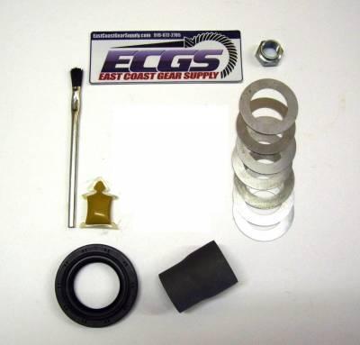 """ECGS - GM 12 Bolt 8.875"""" Truck Install Kit -MINI"""