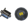 GEARS, INSTALL KITS, CARRIERS, SPIDER GEARS - JEEP - OX-USA - OX Locker AMC 20 3.08 & Up - 29 Spline