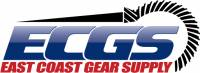 ECGS - Dana 44 Chromoly Left Axle Shaft WAGGY (80-92) 15.8""