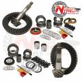 Nitro Gear - 1998-2007 Toyota Landcruiser 100 Series & LX470 With E-Locker 4.88 Nitro Front & Rear Gear Package Kit