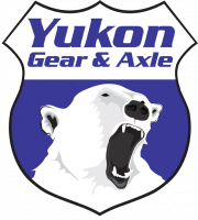 Yukon Gear - 03-09 AAM 9.25 Chromoly Front Left Axle Shaft